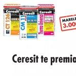 Castiga 3.000 de euro cu SuperMeserias Ceresit!