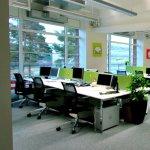 Cum calculezi corect spatiul necesar pentru un sediu de firma