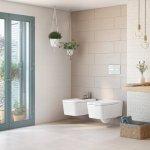 Desavarseste renovarea baii cu obiecte sanitare durabile si mobilier elegant si functional