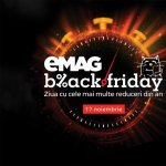 eMAG Black Friday 2017: 2.000.000 de produse in oferta si reduceri totale de 40 de milioane de euro