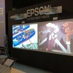 Epson prezinta la Digital Signage hostessa virtuala si instalatia interactiva bazata pe facetraking