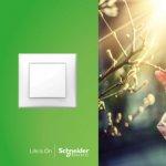 Gama Sedna de la Schneider Electric ofera posibilitatea unei mai bune gestionari a consumului de energie