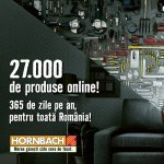 HORNBACH deschide in Romania magazin online cu peste 27.000 de produse disponibile