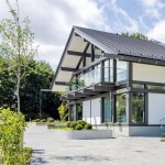 HUF HAUS dezvolta case autonome, bazate pe energie regenerabila