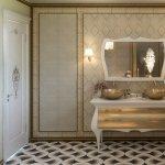 Interioare exclusiviste cu ceramica Aparici by Noblesse Interiors