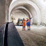 """MasterEase contribuie decisiv la constructia Tunelului """"de Champel"""" din Geneva, Elvetia"""