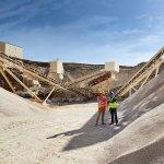 MasterSuna SBS permite folosirea nisipurilor argiloase pentru productia de beton