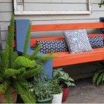 Proiecte DIY: Construieste-ti singur banca de gradina