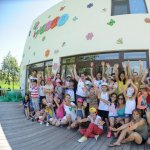 Saint-Gobain continua sa investeasca in proiecte sociale alaturi de Habitat for Humanity Romania si MagiCamp