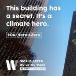 Saint-Gobain sprijina Saptamana Mondiala a Cladirilor Verzi