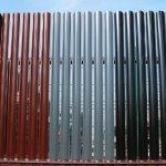 Sipcile de gard metalice Wetterbest, o alternativa moderna la sipcile de gard clasice