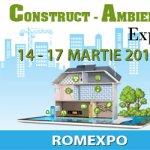 Viitorul constructiilor si tendinte in amenajari la Construct-Ambient Expo 2019