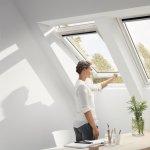 Alege geamul potrivit pentru ferestrele de mansarda VELUX
