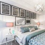 Amenajarea unui dormitor de mici dimensiuni