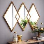 Amplasarea oglinzilor in interiorul locuintei