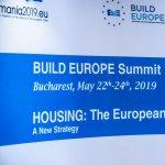 BUILD EUROPE si Patronatul Societatilor din Constructii – PSC au prezentat Presedintiei romane la Consiliul U.E. Manifestul sau privind locuintele