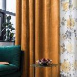 Ce tipuri de perdele si draperii aleg romanii pentru decorarea locuintelor