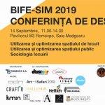 Conferinta de design 2019, Romexpo, 14 septembrie - Despre utilizarea si optimizarea spatiilor