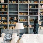 Cum alegi biblioteca potrivita pentru sufrageria ta
