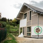 Cum se construieste o casa din lemn