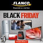 Flanco dă startul campaniei de Black Friday