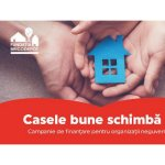 """Fundatia BricoDépôt anunta proiectele care vor primi finantare, ȋn cadrul campaniei """"Casele bune schimba vieti"""""""