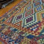 Galeria Buhara | Structura si culoarea chilimurilor