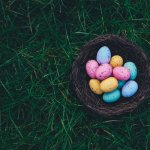 Idei creative pentru decorarea oualor de Paste