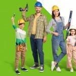 """Leroy Merlin lanseaza noua campanie """"Pentru case fericite"""""""
