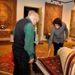 Maiestria covoarelor tesute manual | Galeria Buhara