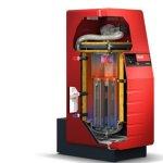 Noul cazan in condensatie UltraGas® (1550) – perfect pentru spatii extrem de restranse