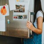 Organizarea corecta a alimentelor in frigider