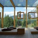 Pereti din sticla securizata | Casa moderna