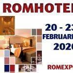 Reinventeaza-ti afacerea la ROMHOTEL 2020! Nu rata intalnirea cu specialistii industriei ospitalitatii