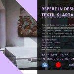 Webinar   REPERE IN DESIGNUL TEXTIL si ARTA TEXTILA