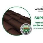 Wetterbest lanseaza SUPREM50: protectia pentru acoperis cu cea mai mare rezistenta la coroziune si raze UV