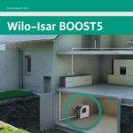 Wilo lansează modulul Isar-BOOST5, soluția eficientă și modernă pentru presiunea optimă a apei