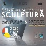 Zilele Atelierelor Deschise de Sculptura, editia a 3-a, aprilie 2019, Bucuresti