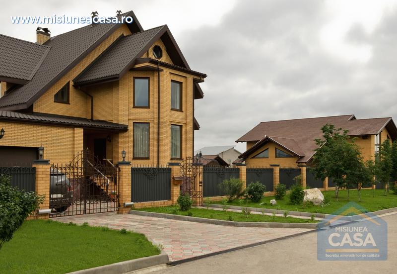 Mobila pentru bucataria model culoare exterior casa for Design exterior fatade case