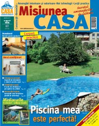 Revista Misiunea Casa nr. 6 - august 2006